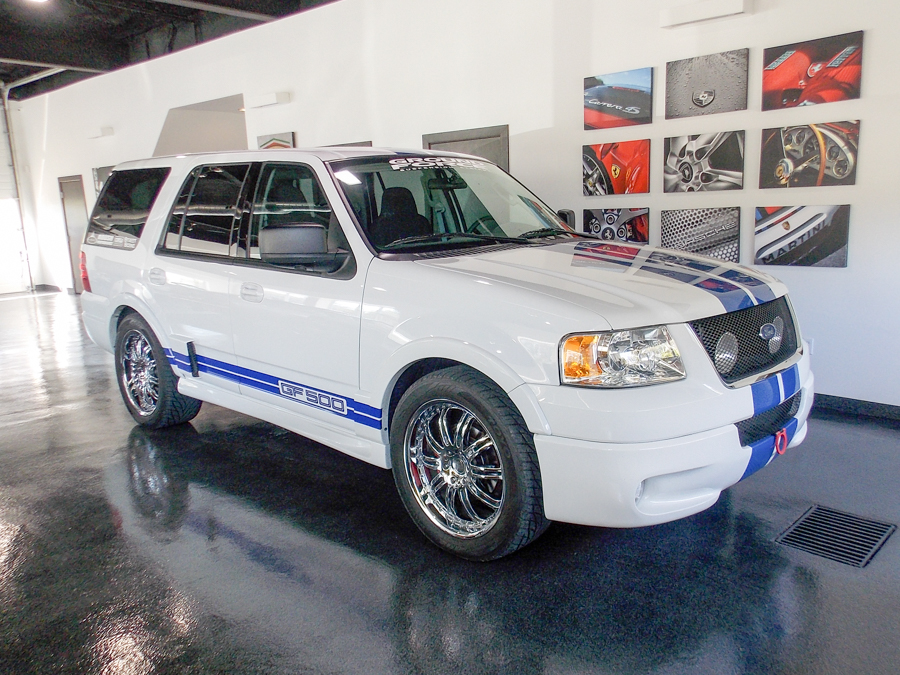Ford Expedition Custom Shelby Gt 2006 Forza Motorcars
