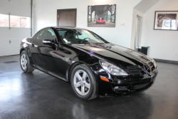 Black Mercedes-1
