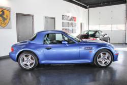 Blue BMW-1
