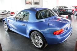 Blue BMW-10
