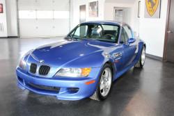 Blue BMW-11