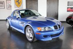 Blue BMW-2