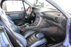 Blue BMW-4