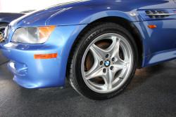 Blue BMW-5
