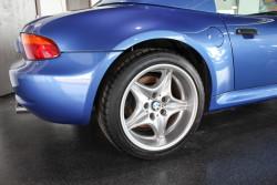 Blue BMW-6