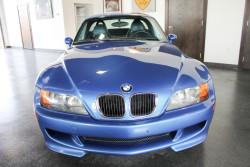 Blue BMW-8