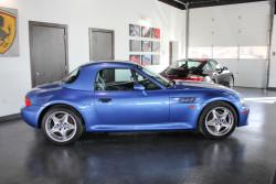 Blue BMW-9