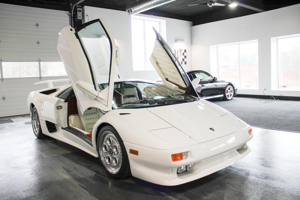 Lamborghini Diablo Vt 1994 Forza Motorcars