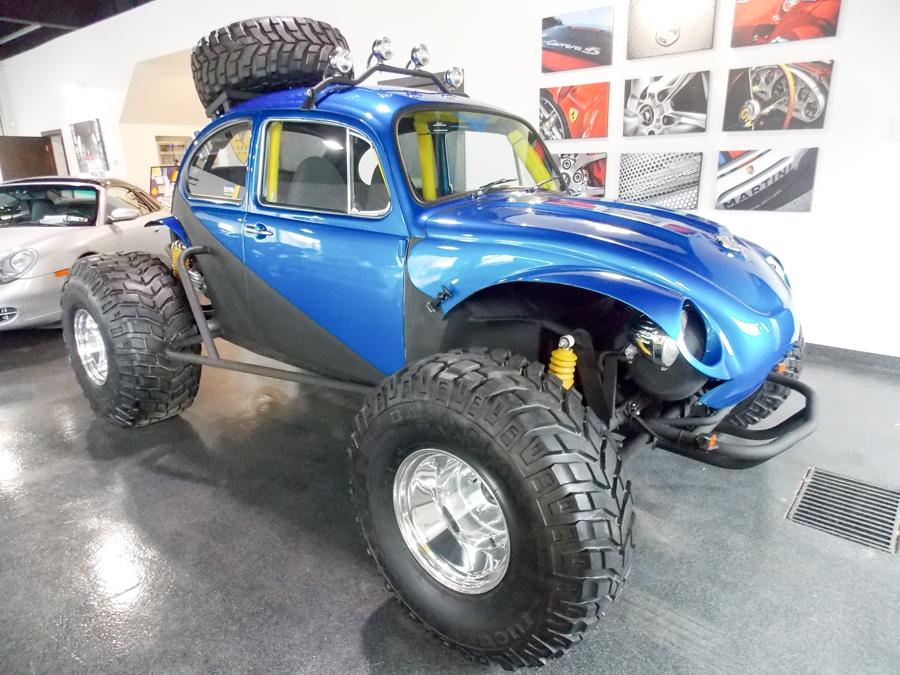 vw baja buggy forza motorcars